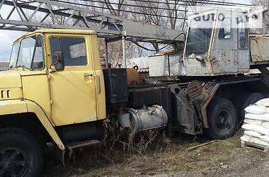 КрАЗ 250 16т электро  1989