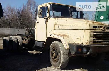 КрАЗ 250 КС 3575 1989