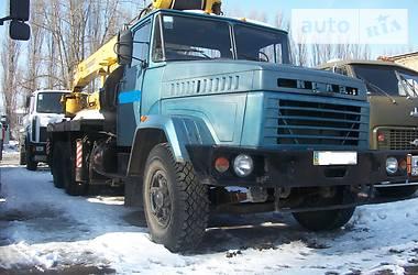 КрАЗ 250  1990