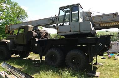 КрАЗ 255  1988