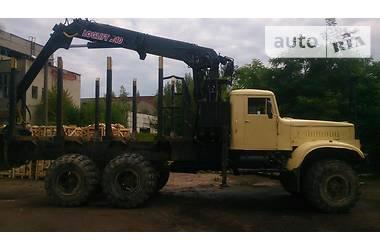 КрАЗ 255  1986