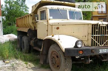 КрАЗ 256 Б1 1989