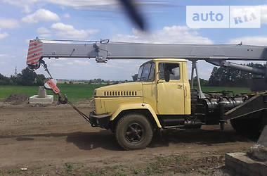 КрАЗ 256  1993