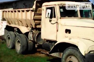 КрАЗ 256 Б1 1991