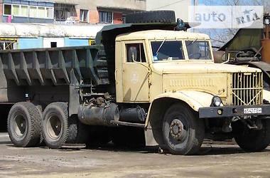 КрАЗ 256 Самосвал 1987