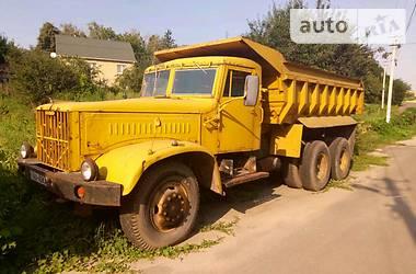КрАЗ 256  1989