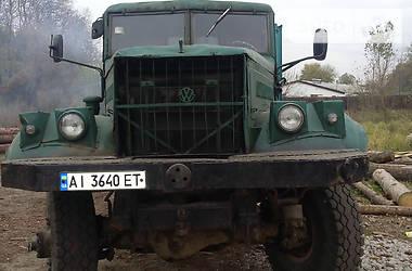 КрАЗ 256 б 1995