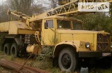 КрАЗ 257 КС-4561  1986