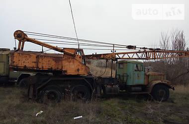 КрАЗ 257  1986