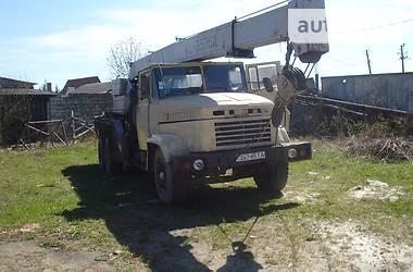 КрАЗ 3575  1992