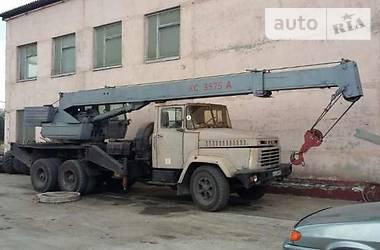 КрАЗ 3575  1994