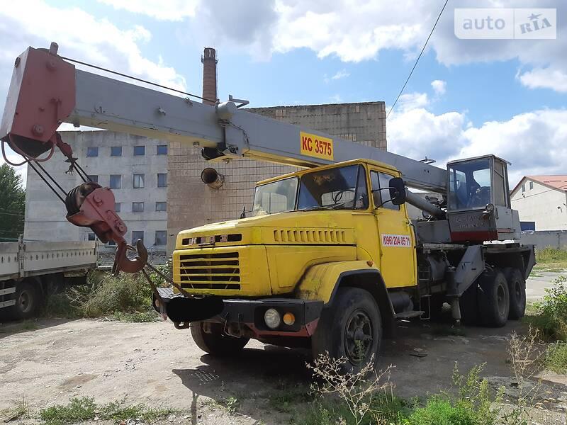 КрАЗ 3575