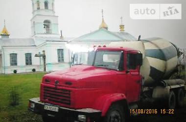 КрАЗ 6124  Р4 2005