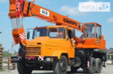 КрАЗ 65053 КТА-28 2008