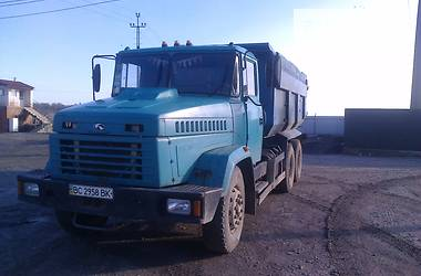 КрАЗ 65055  2008