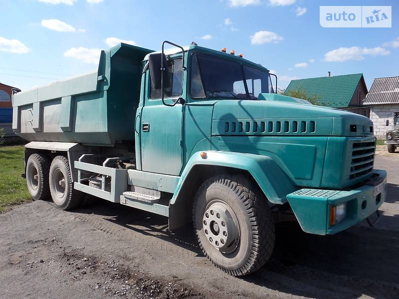 КрАЗ 65055