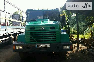 КрАЗ 6510  1992