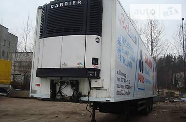 Krone BPW carrier maxima2 2001