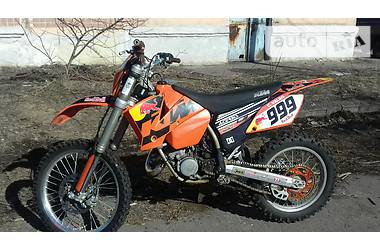 KTM 125   2004