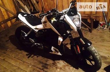 KTM 125  2013