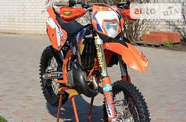 KTM 125 2T sport 2013