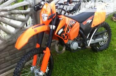 KTM 125  2007