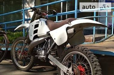 KTM 125  1991