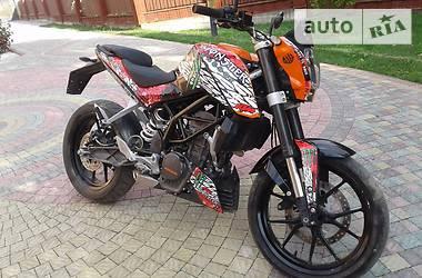 KTM 125  2014