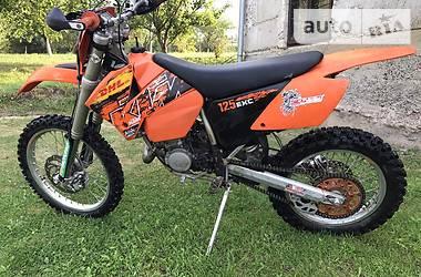 KTM 125  2005