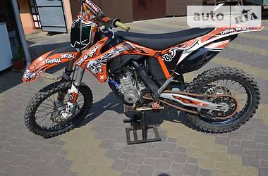 KTM 250  2011