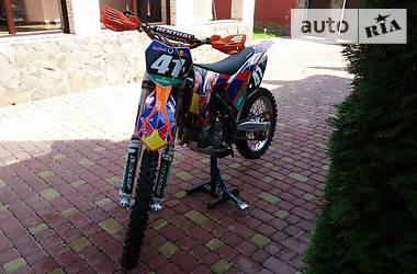 KTM 250  2014