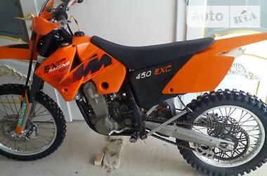 KTM 450 EXC 450 2006