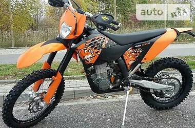 KTM 450  2008