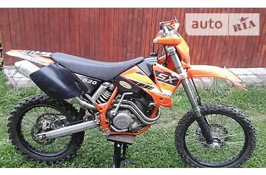 KTM 520  2005