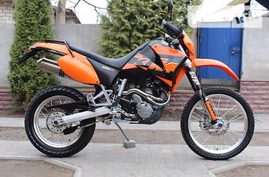 KTM 625 SXC 2008