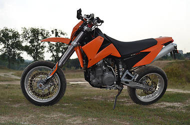KTM 640  2006