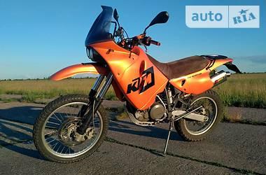 KTM 640 Adventure 2000