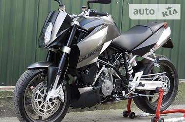 KTM 990 SuperDuke motomagnat 2006