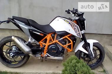 KTM Duke  2014