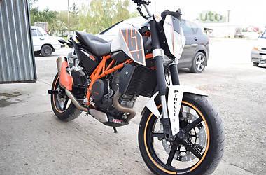 KTM Duke Duke 690 2014