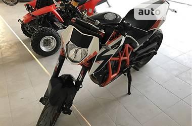 KTM Duke 690R 2014