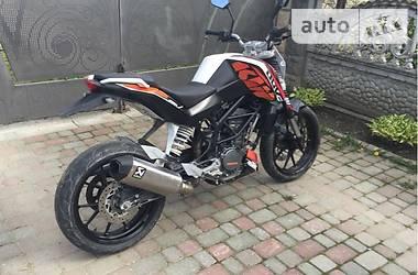KTM Duke ABS  2013