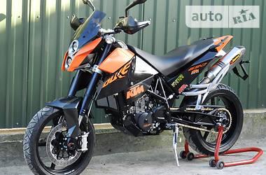 KTM Duke 690 AKRAPOVIC 2009