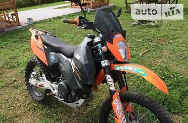 KTM Enduro 690 2008