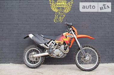 KTM EXC  2001