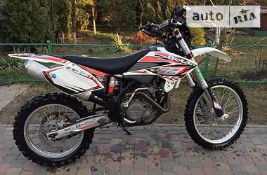 KTM EXC BETA 450 RR  2008