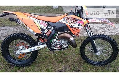 KTM EXC  2008