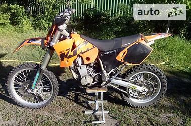 KTM EXC  2003