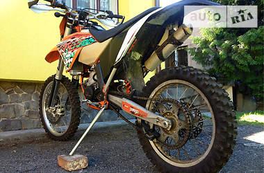 KTM EXC 125 Six Days 2011
