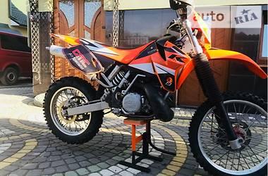 KTM EXC  2004